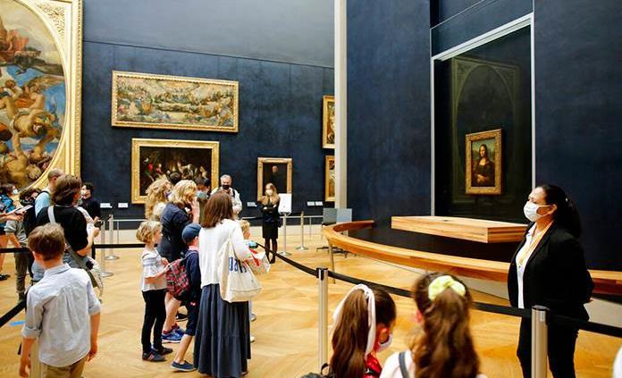 El Louvre mantiene su liderazgo como el museo más visitado del mundo