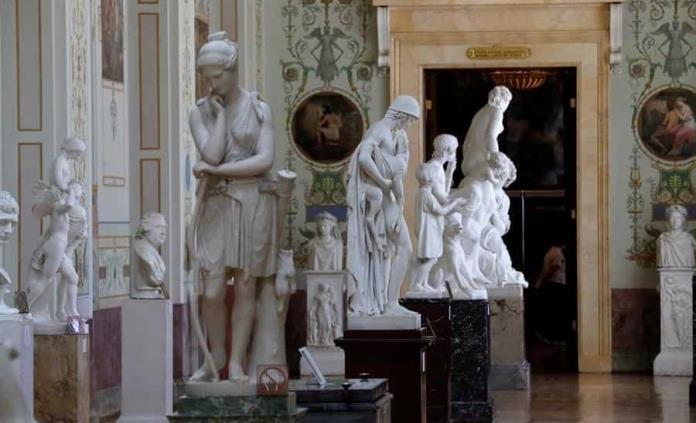 El Hermitage perdió el 80 % de sus visitantes durante la pandemia
