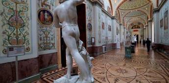 El Museo Hermitage prepara su reapertura con cautela y medidas sanitarias (FOTOS)