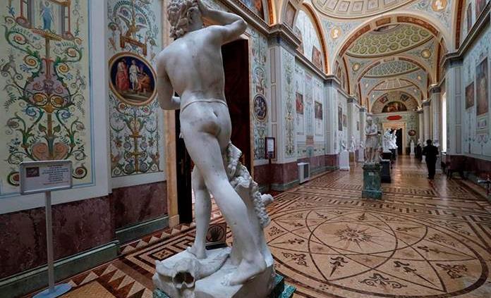 El Hermitage saca a subasta los NFT de cinco obras maestras de su colección