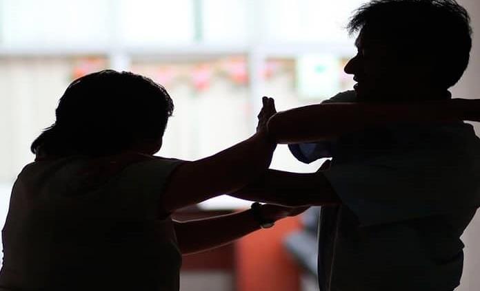 Aún al alza, denuncias de violencia familiar