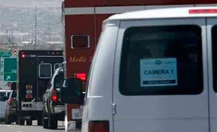 Agentes de EU abatieron a un hombre en la garita Calexico