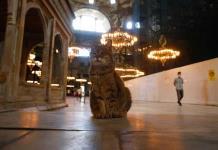 La Unesco, preocupada por la conversión de Santa Sofía en mezquita