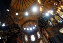 Turquía decreta convertir la antigua basílica de Santa Sofía en mezquita
