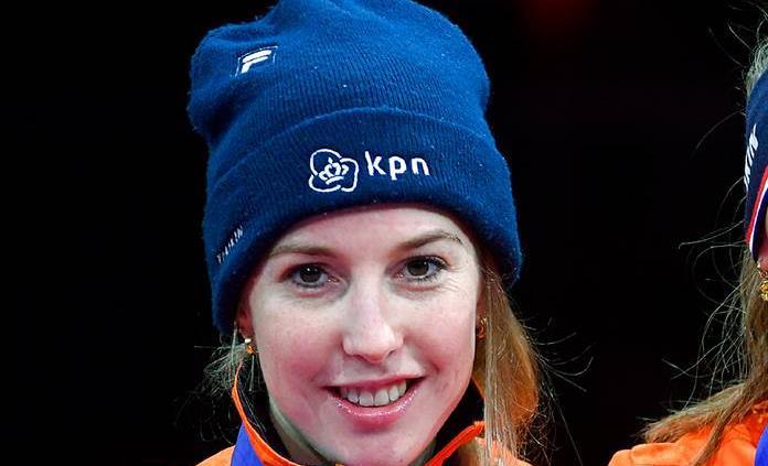 Muere a los 27 años la medallista olímpica Lara van Ruijven