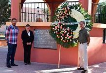 Sin acto cívico, celebran 470 aniversario de la fundación de Matehuala
