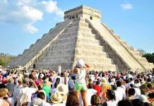 México captó solo 154 mdd por turismo