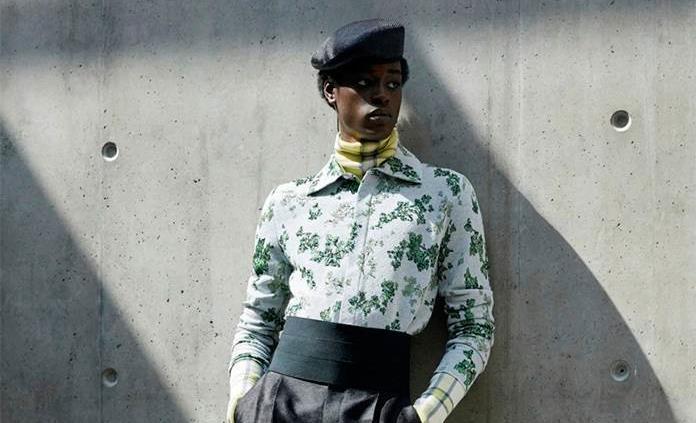 Lanvin y Dior presentan colección masculina con diseños elegantes y llenos de luz