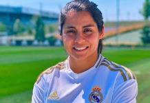 Kenti Robles asegura que en el Real Madrid la han hecho sentir como en casa