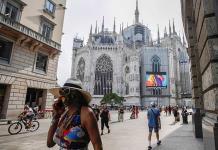 La Semana de la Moda de Milán más atípica arranca con Prada (VIDEO)