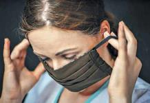 Cuida tu piel al usar cubrebocas