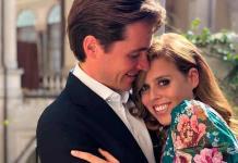 Princesa Beatriz y Edoardo se casan en privado