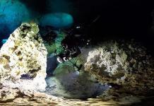 Viajes subacuáticos muestran el mundo desconocido de cenotes y cuevas