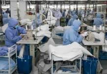 Empleo en manufacturas hila 3 meses al alza