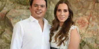 Paty de Antuñano Espinosa y Esteban Meade de Icaza unirán sus destinos