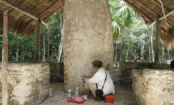 Investigadores identifican en México a 14 gobernantes de ciudad maya de Cobá