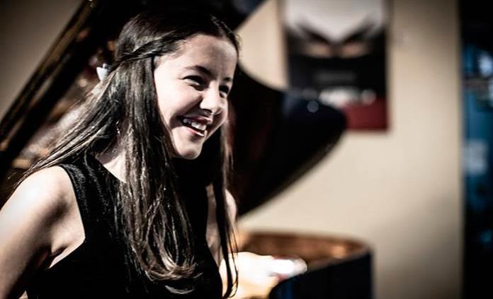 La pianista María Hanneman gana el Grand Prize Virtuoso a sus 14 años