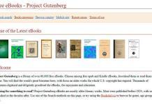 Sitios legales de Internet para descargar libros gratis