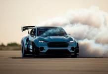 Ford dota al prototipo Mustang Mach-E 1400 con siete motores eléctricos