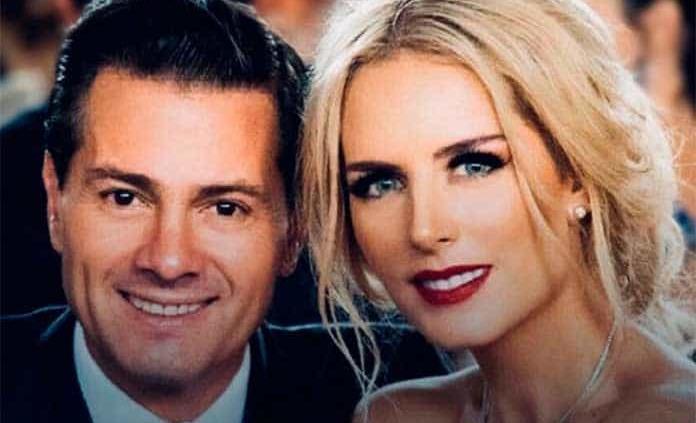 Con foto en Instagram, Tania Ruiz felicita a Peña Nieto por su cumpleaños