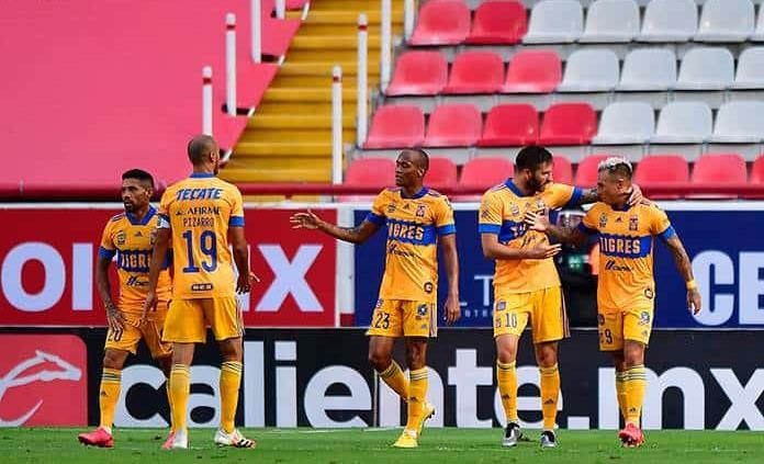 Un positivo a Covid-19 en Tigres previo a la Jornada 11