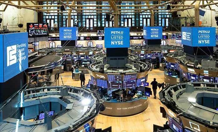Bajan la BMV y Wall Street