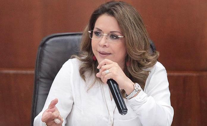 Dirección Nacional del PRD desconoce a González Tovar como su diputada, por apoyar al gallardismo