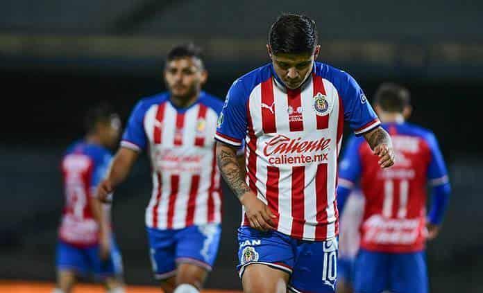 Chofis López asegura que hizo más en Chivas que muchos futbolistas
