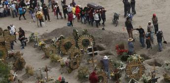 México tiene 165 mil muertes por Covid, calcula científico