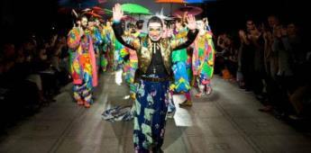 Fallece el diseñador japonés Kansai Yamamoto