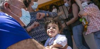 Relaciones entre abuelos y nietos en tiempo de Coronavirus