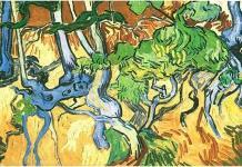 Los secretos de Raíces de árbol, el Van Gogh que precedió a su muerte