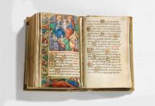 Subastan por 343 mil euros un libro de oraciones manuscrito de María Estuardo