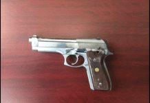 Por lesionar a tres personas, detienen a hombre armado en Ciudad Fernández