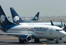 Aeroméxico pierde 27 mmdp por pandemia