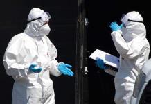 Las muertes por COVID-19 en el Reino Unido se elevan a 46 mil 193, tras sumar 74