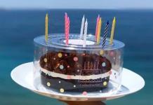 Soplarle a las velitas del pastel, una costumbre riesgosa en tiempos de Covid