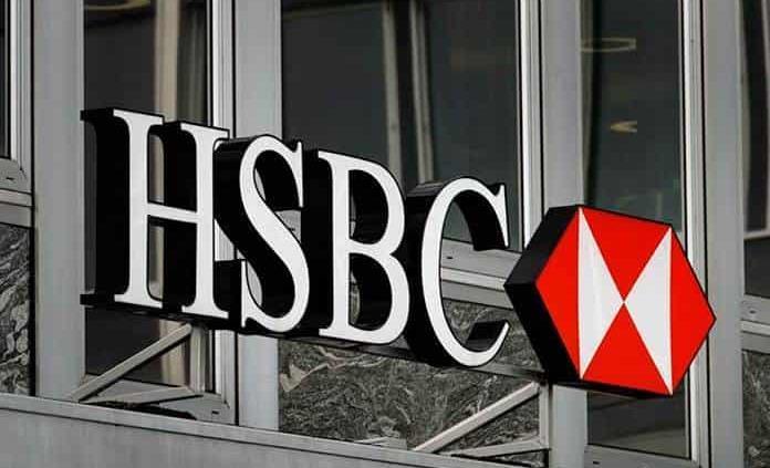 Caen 37.8% ganancias de HSBC México