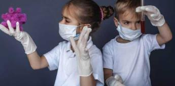 Niños asintomáticos de Coronavirus