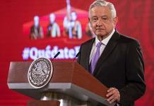 AMLO confía en recuperación económica tras desplome histórico