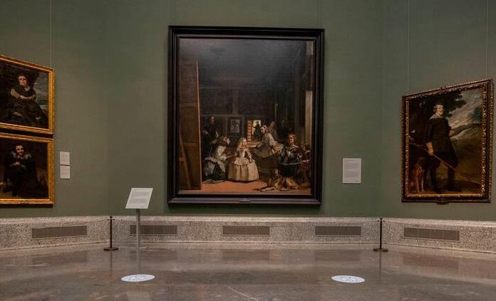 Velázquez pintó Las Meninas con cámara oscura, según investigación