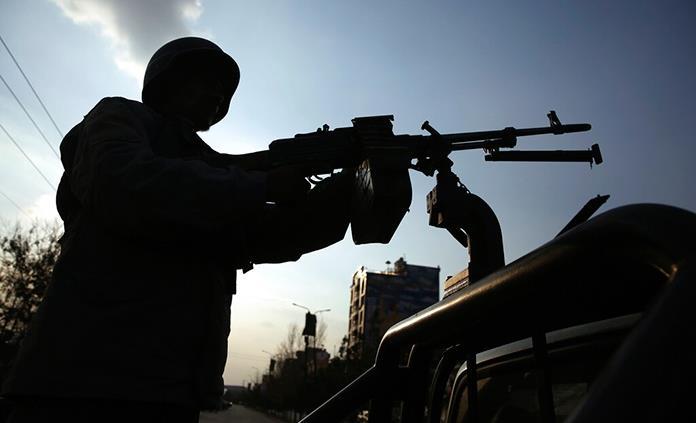 Mueren 106 talibanes en combates tras el inicio de la retirada de EEUU
