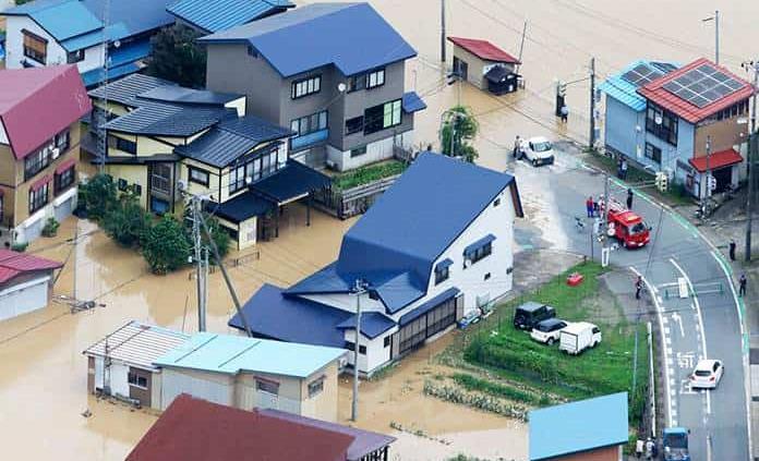 Las inundaciones costeras amenazarán al 20 % del PIB global en 2100