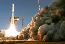 Despega misión de la NASA a Marte en busca de rastros de vida antigua