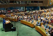 La ONU abre su 75 Asamblea General bajo la sombra de la pandemia