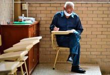 Don Ricardo, el aspirante de 63 años
