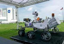 NASA busca vida en Marte