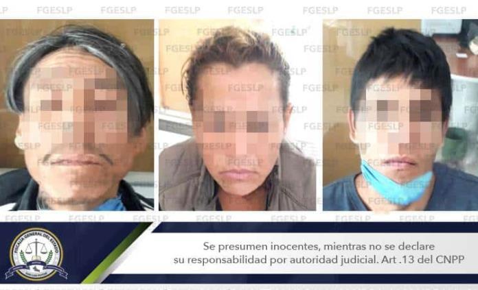 Detienen a tres personas luego de robo en fábrica de la Zona Industrial