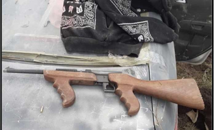 Maleantes atacan a policías; traían vehículo con reporte de robo