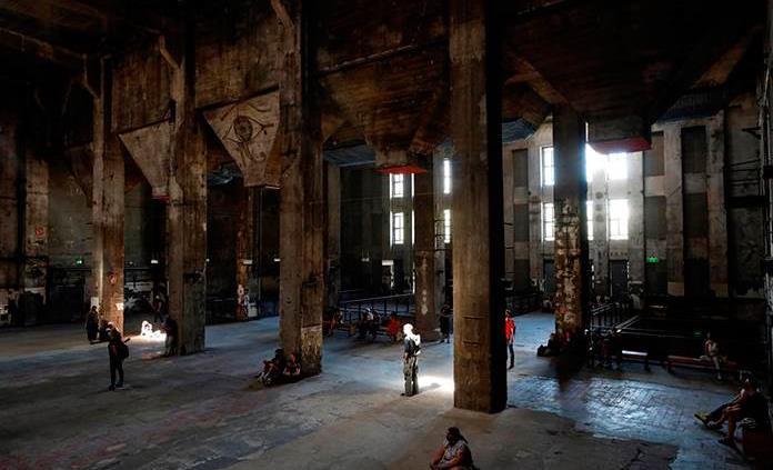 El club nocturno más famoso de Berlín se reinventa como instalación de arte